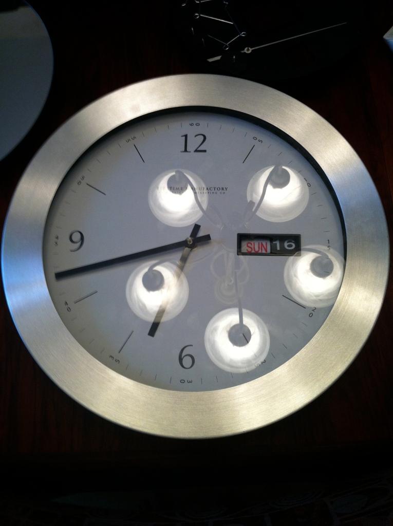 Stock Clock